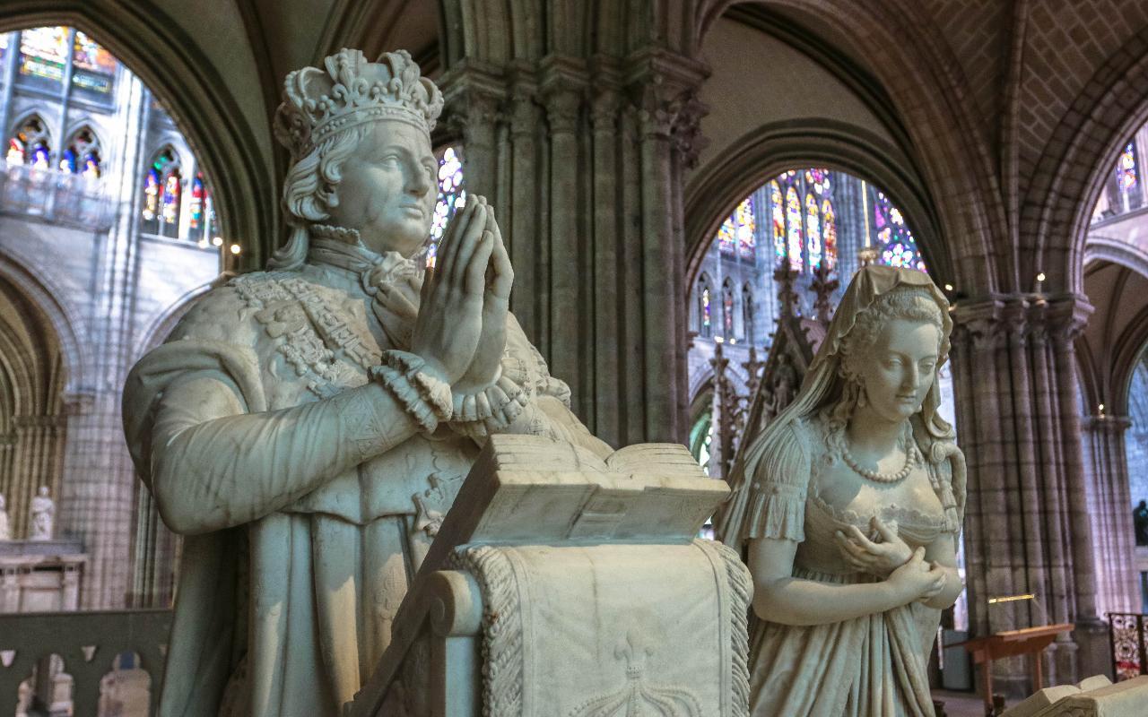 Paris, Basilica of St Denis Guided Tour, Private