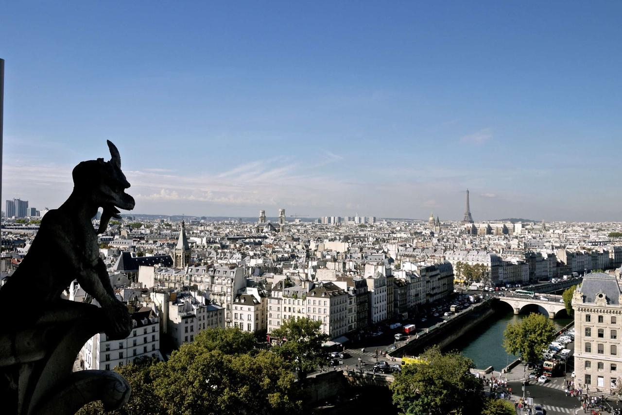 Paris, Notre Dame & the Islands Guided Walking Tour, Private