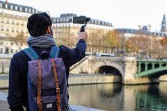 Paris, Online Live Tour, Private, Customizable