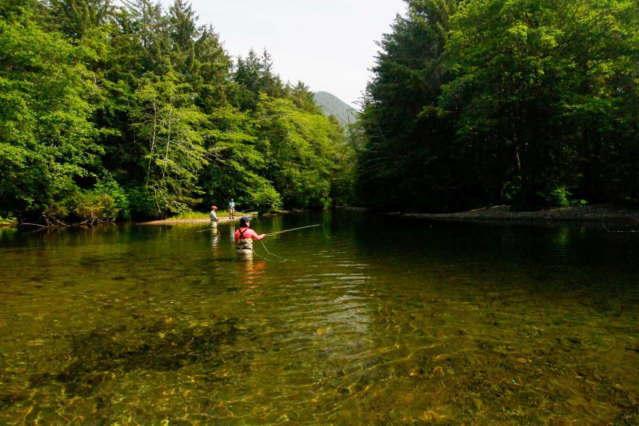 Sitka Local Fly Fishing 8 hour