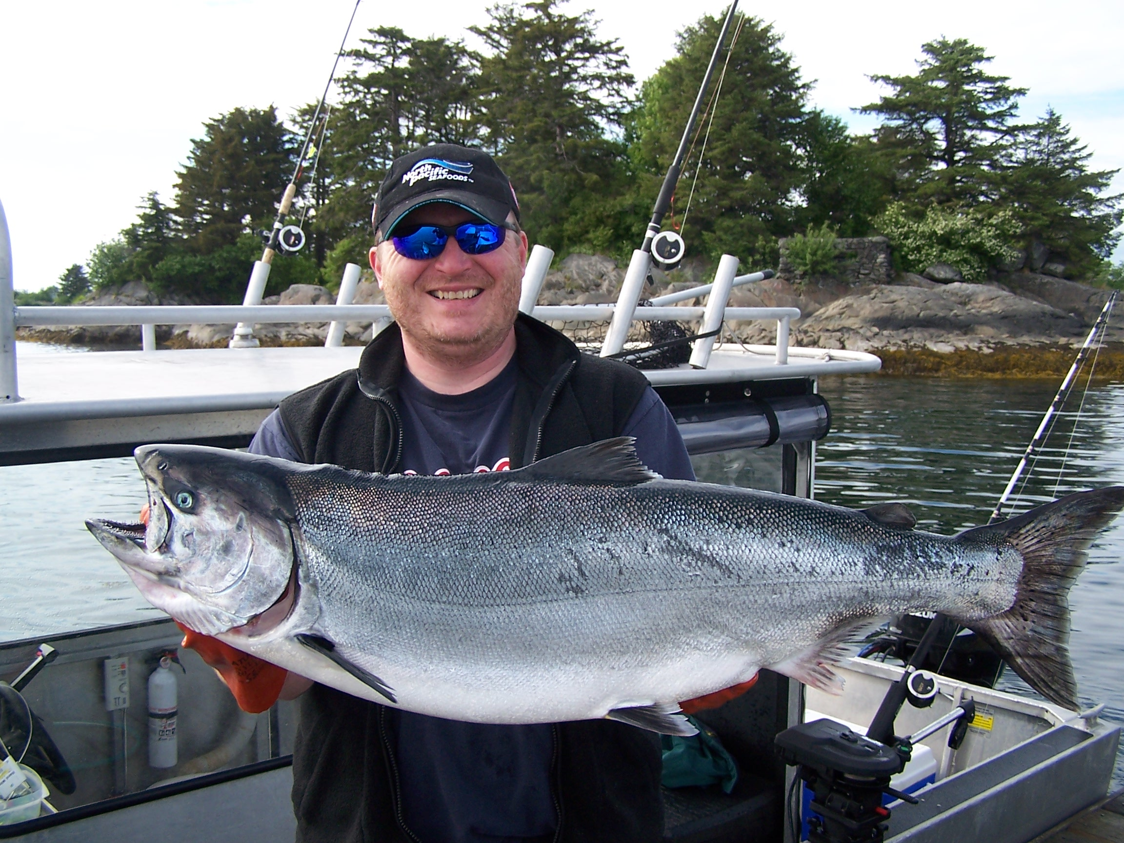 Alaska Salmon Fishing For Cruisers