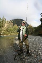 Wild Alaskan Silvers On The Fly