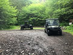 4X4 Transfer Mud Bay to Shelikof Trail Head