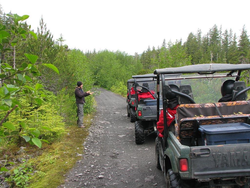 ATV Safari and Campfire Picnic