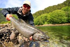 Sitka Fly Fishing Full Day