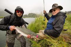 Sitka Fly Fishing Half Day