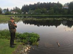 Introduction to Fly Fishing in Sitka 4 Hour