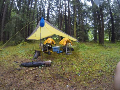 3 Days 2 Nights Wilderness Fly Fishing and Camping — Sitka