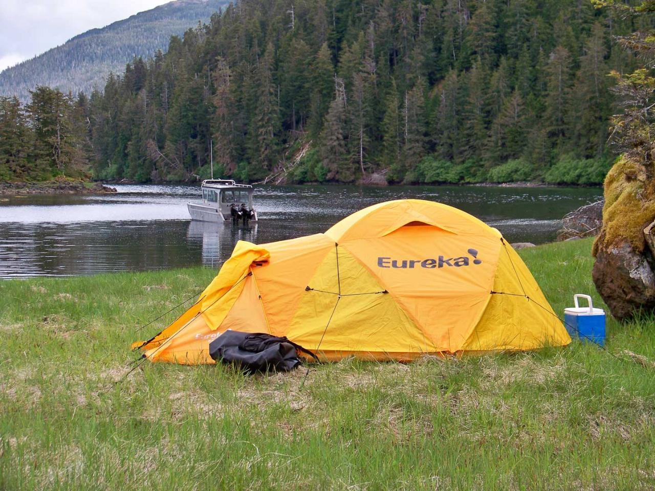 Tent Camping Equipment for 2 People