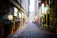 Melbourne Chocolate Lanes and Arcades Tour