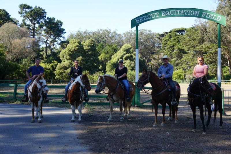 60 Minute Western Group Lesson - Golden Gate Park