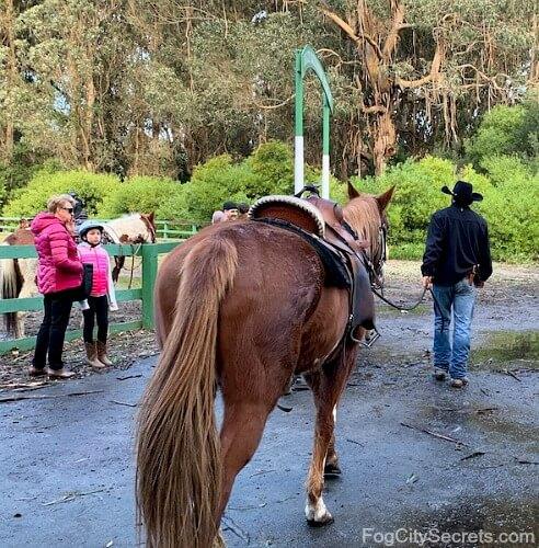 Youth Saddle Club - Golden Gate Park