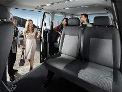 Santorini Private Car & Driver service: Per-Hour Charter