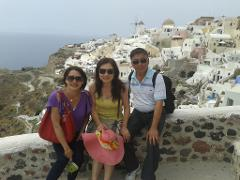 Private Tour: Santorini Panorama and Wine-Tasting