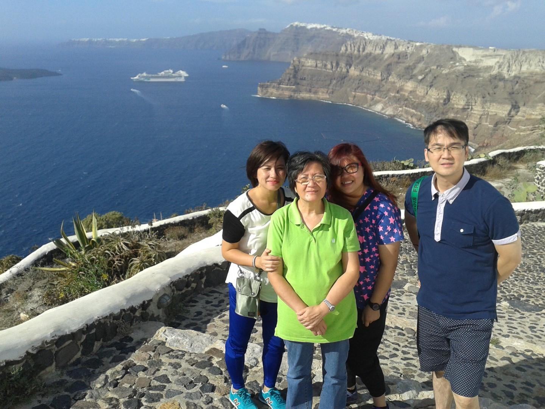 Santorini Adventure Ancient Thira Tours