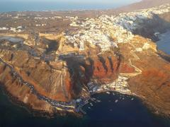 60 Minute Santorini & Ios Helicopter Flight