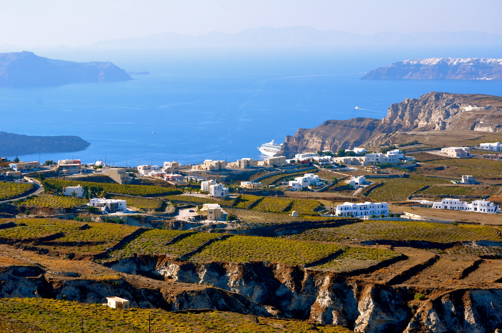 Great Wines and Famous Sites
