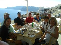 Santorini Highlights: 5-Hour private tour for up to 30 guests