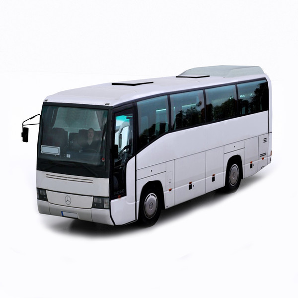 Deluxe Coach Private Transfer up to 50 Guests - Oneway