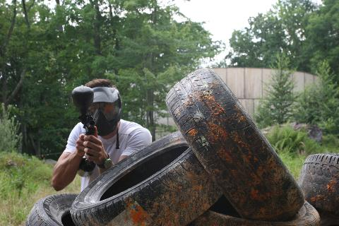 Skytop Lodge Paintball