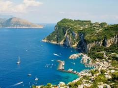 Amalfi Coast Day Trip from Naples: Large Group