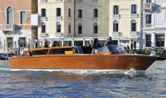 Private Water-Taxi Transfer: Venice Santa Lucia Train Station - Venice Lido