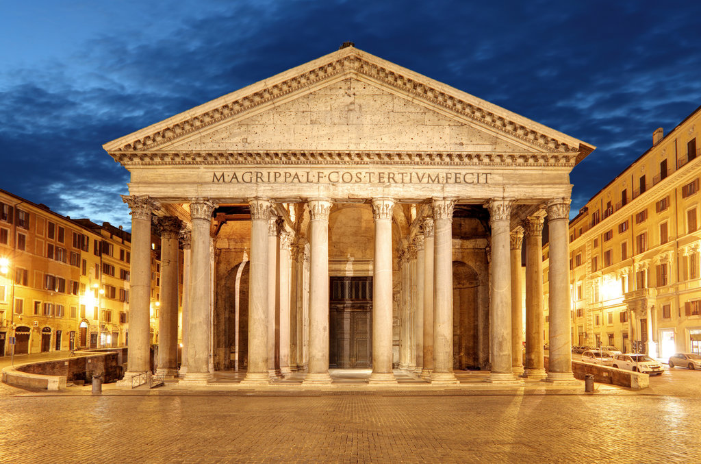 Rome by Night Tour with Drinks & Appetizers: Small Group