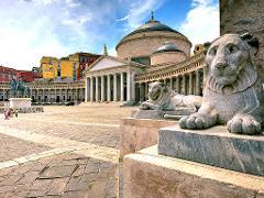 Best of Naples Walking Tour and Underground Ruins