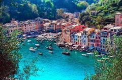 Full Day Tour to Genova and Portofino, The GEM of the Ligurian Riviera
