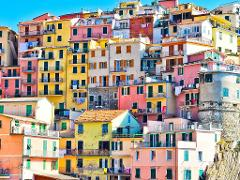 Full day excursion to Cinque Terre - Semi Independent Tour