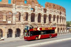 Premium 2 day hop-on, hop-off bus tour