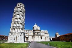 Pisa and Leaning Tower