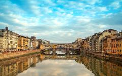 GROUP: Colosseum and Ancient Rome & Best of Florence  (Mr. Free Tour Package)