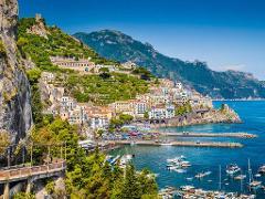 Amalfi Coast & Pompeii Day Trip from Naples: Semi-Private