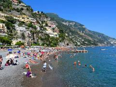 Amalfi Coast Day Tour from Rome by High-Speed Train: Small Group