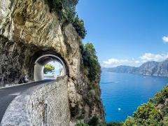 Amalfi Exclusive Drive from Sorrento: Small Group