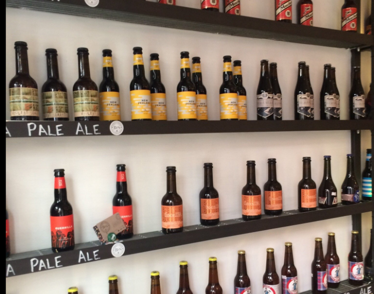 Craft Beer Tasting in Rome
