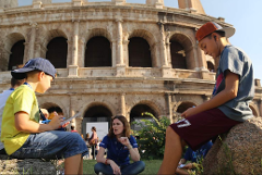 Group: Vatican Highlights for Families & Colosseum for Kids Combo Tour