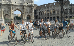 Rome by Bicycle