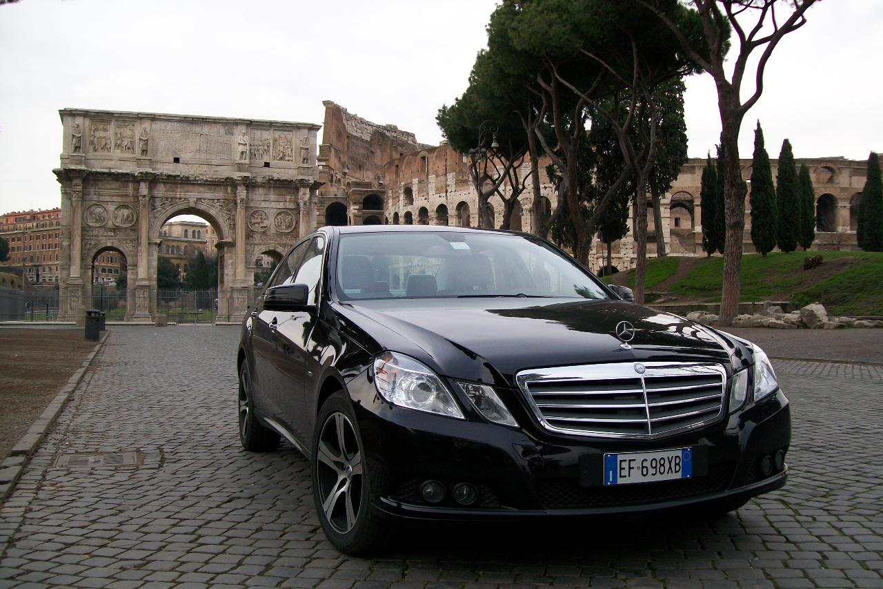 Private Car Transfer: Rome Fiumicino or Ciampino Airports - Port of Civitavecchia