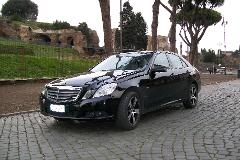Private Car Transfer: Rome Fiumicino Airport  - Rome city centre