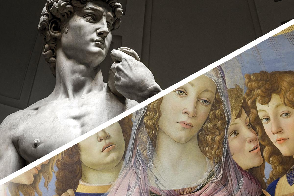 Uffizi & Accademia Combo Skip-the-Line Tour