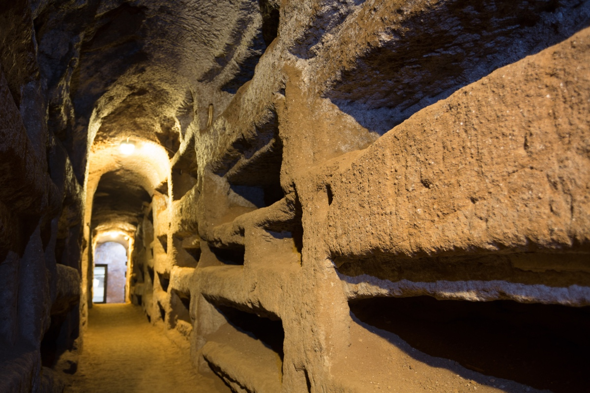 Roman Crypts and Catacombs Skip-the-Line tour