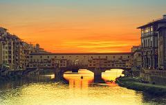 Florentine Arno River gondola tour