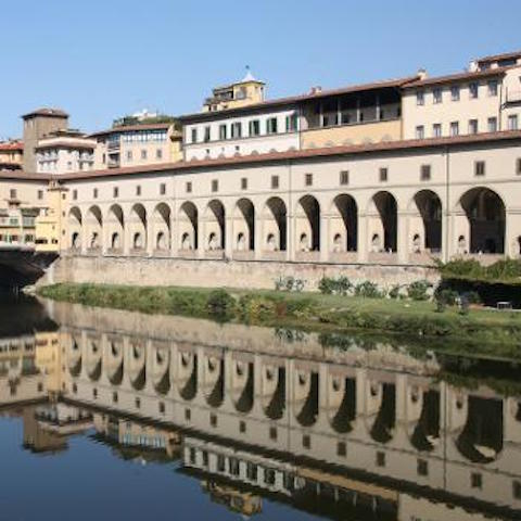 Getaway for a Day: Florence Walking Tour with Chianti Wine from Rome