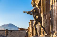 Pompeii and Mount Vesuvius Day Trip From Rome
