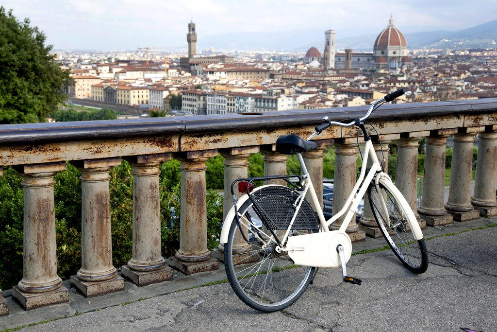 Florence Bicycle Tour