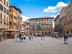 Historic Florence Walk & Talk Tour: Small Group