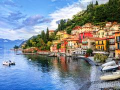 Lake Como Day Tour from Milan, with Bellagio and Lugano