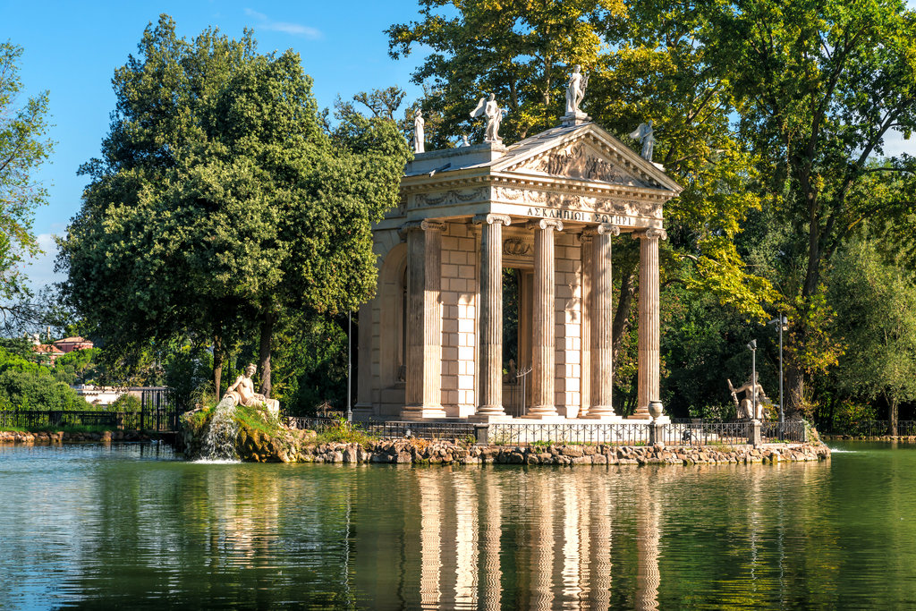 Borghese Gallery and Gardens Tour, No Wait: Small Group